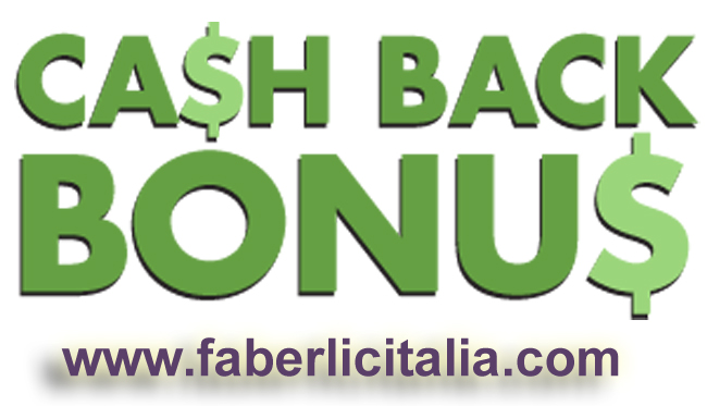Cash Back Faberlic