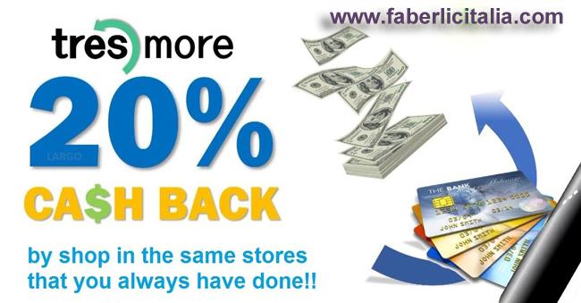 CashBack Italia Faberlic